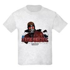 Starlord You're Welcome T-Shirt