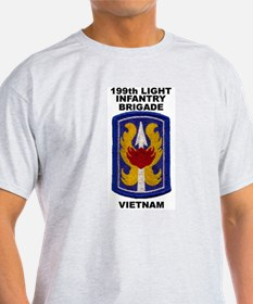 199thpatchletters T-Shirt