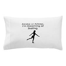 Dreaming of Skating Pillow Case