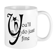 Unique Inspirational advice Mug