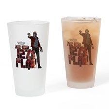 Starlord Plan Drinking Glass