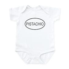 PISTACHIO (oval) Infant Bodysuit