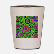 Psychedelic Spiral G Shot Glass
