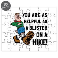 Blister On Hike Puzzle