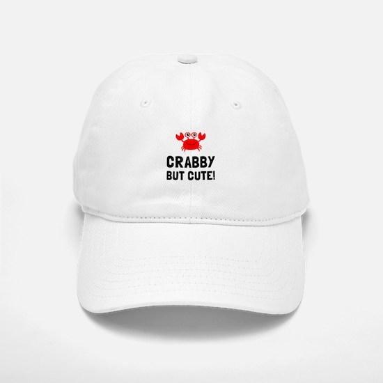 Crabby But Cute Baseball Baseball Baseball Cap
