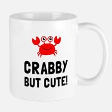 Crabby But Cute Mugs