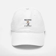 Moo Bitch Baseball Baseball Baseball Cap