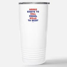 Israel vs Hamas Value o Stainless Steel Travel Mug