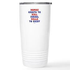 Israel vs Hamas Value o Travel Mug