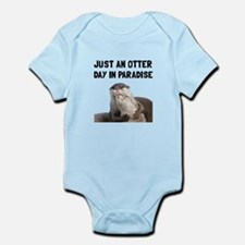 Otter Day Paradise Body Suit
