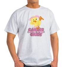 Breast Cancer Messed With Wrong Chick T-Shirt