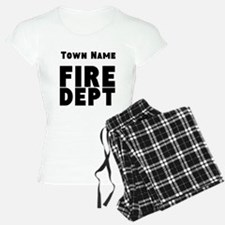 Fire Department Pajamas