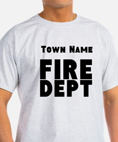 Fire Department T-Shirt