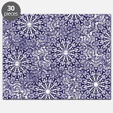 Unique Classic snowflake Puzzle