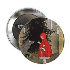 little red riding hood Button