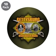 "Gettysburg (battle).png 3.5"" Button (10 pack)"