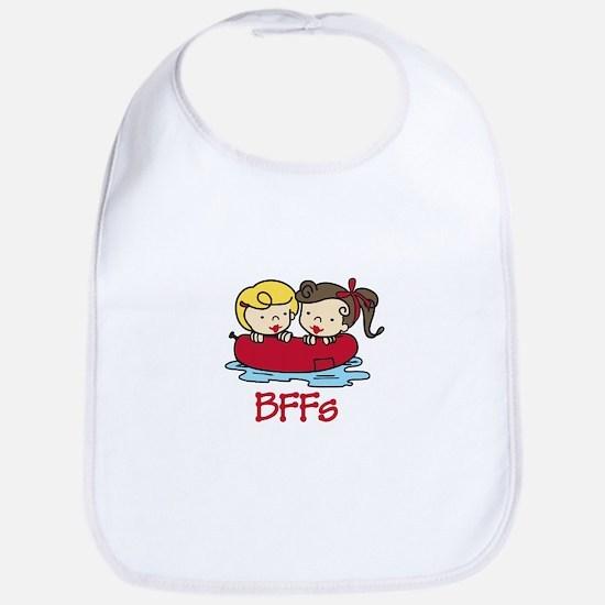 BFFs Bib
