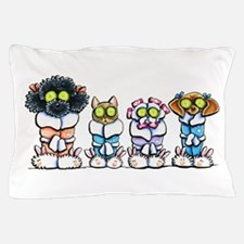 Spaw Day Pillow Case