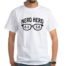 Nerd Herd Glasses T-Shirt