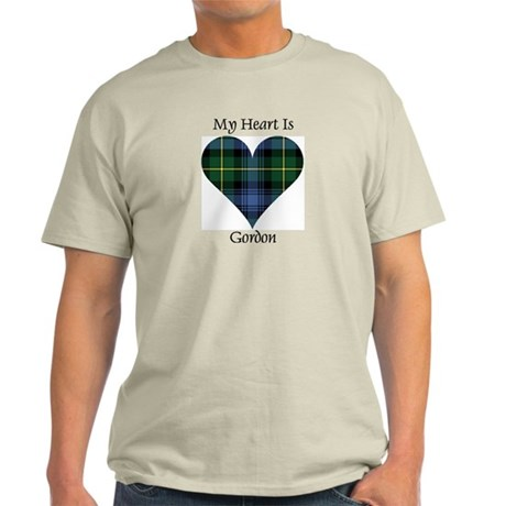 Heart - Gordon Light T-Shirt