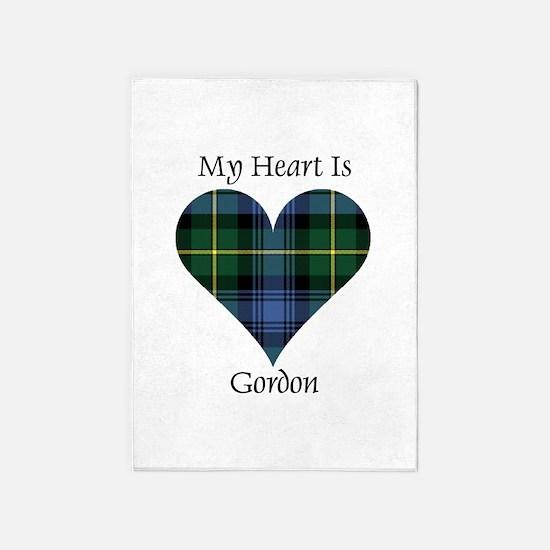 Heart - Gordon 5'x7'Area Rug