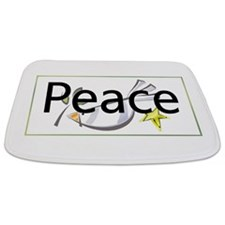 peacePlates.png Bathmat