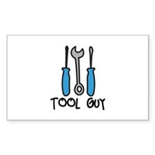 Tool Guy Decal