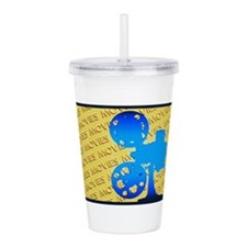 MoviesOrn.png Acrylic Double-wall Tumbler