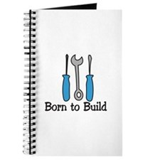 Born To Build Journal