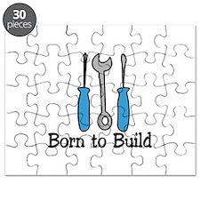 Born To Build Puzzle