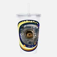 Astronautinspacesquare.png Acrylic Double-wall Tum