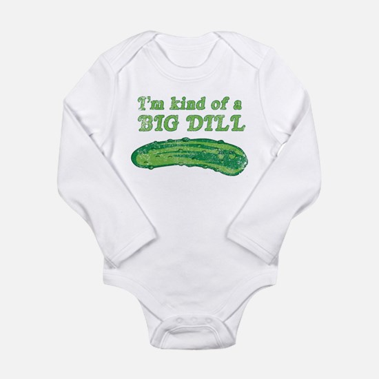 I'm kind of a big dill Body Suit