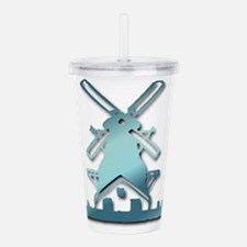 Holland.png Acrylic Double-wall Tumbler