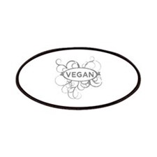 Cool Vegan Art Patches