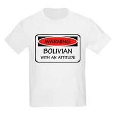 Attitude Bolivian T-Shirt