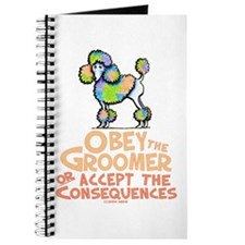 Obey The Groomer Journal