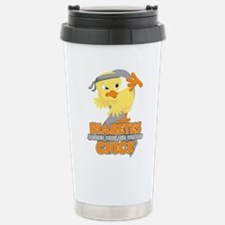 Diabetes Messed With Th Travel Mug