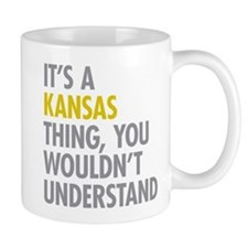 Its A Kansas Thing Mug