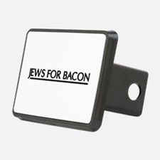 Jews for bacon Hitch Cover