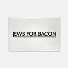Jews for bacon Magnets
