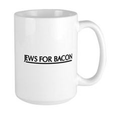 Jews for bacon Mugs