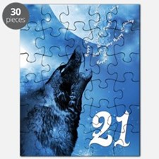 Cute 21st birthday Puzzle