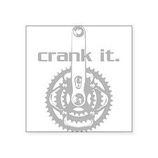 crankit Sticker