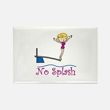 No Splash Magnets