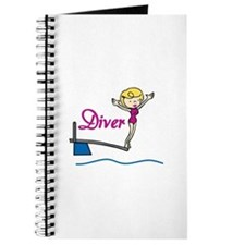 Diver Woman Journal