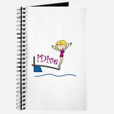 iDive Woman Journal