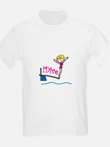 iDive Woman T-Shirt