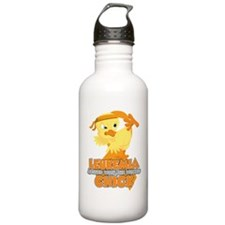 Leukemia Messed With T Water Bottle