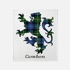 Lion - Gordon Throw Blanket