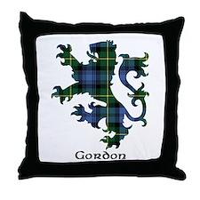 Lion - Gordon Throw Pillow